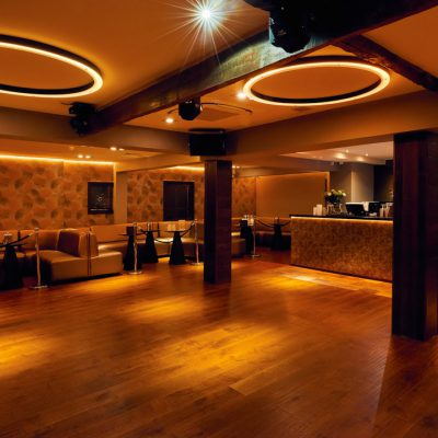 Cinnabar - Main Room